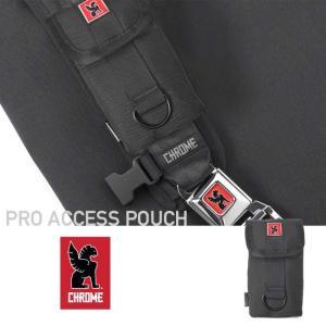 【5%還元】クローム CHROME ACCESS POUCH BG-182 アクセサリーポーチ 携帯ケース デジカメケース バッグ リュック|shop-hood