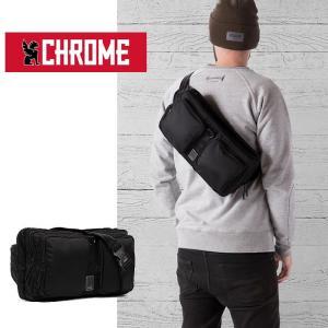 【5%還元】クローム スリングバッグ CHROME BG240 MXD SEGMENT ALL BLK バリスティックナイロン ショルダーバッグ カバン 0510|shop-hood