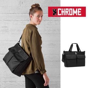 【5%還元】クローム トートバッグ CHROME BG230 JUNO ALL BLK バッグ カバン 0510|shop-hood