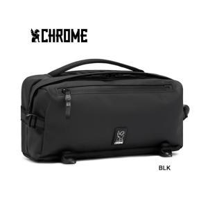 【5%還元】クローム ショルダーバッグ ボディバッグ CHROME INDUSTRY [ BG257 ] KOVAC SLING ウエストバッグ スリング カバン [0315]|shop-hood