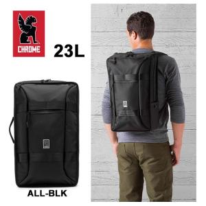 【5%還元】クローム バックパック リュック カバン Chrome BG274 HIGHTOWER 2.0 ALL BLK  デイパック クロームインダストリーズ 鞄 黒  [0402]|shop-hood
