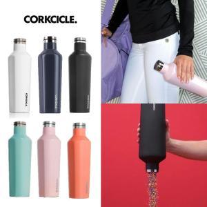 コークシクル ステンレスボトル CORKCICLE 2016 CANTEEN 16oz (470ml) キャンティーン 保温 保冷 水筒 1001|shop-hood