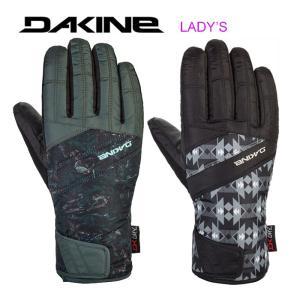【5%還元】ダカイン レディース グローブ 手袋 DAKINE AH237768 SIENNA GLOVE 5本指 スノーボード スキー スノーグローブ [0802]|shop-hood