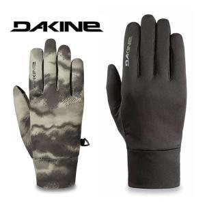 ダカイン インナーグローブ DAKINE [ AJ237749 ] RAMBLER LINER BLK スノーボード スキー メンズ [メール便] [1015]|shop-hood