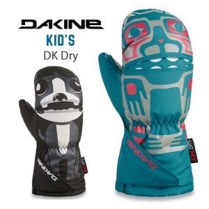 ダカイン キッズ/トドラー グローブ DAKINE [ AH237792 ] SCRAMBLER MITT スクランブラーミット 幼児 スノーボード スノボ スキー 手袋 [メール便] [1101]|shop-hood