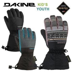 ダカイン キッズ グローブ 5本指 DAKINE AI237790 AVENGER  GLOVE  スノーボード スノボ スキー 子供 黒 手袋 [1001]|shop-hood