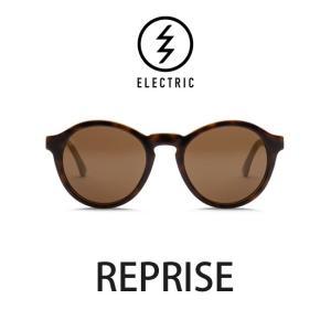 エレクトリック サングラス ELECTRIC REPRISE SAHARA / LENS:BRONZE メガネ 眼鏡 メンズ レディース UVカット|shop-hood