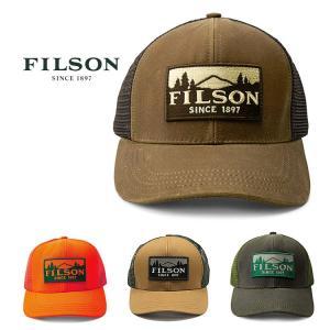 フィルソン メッシュキャップ Filson #30237/#13331 LOGGER MESH CAP 帽子 キャップ shop-hood