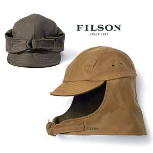 フィルソン キャップ Filson #60063 TIN CLOTH WILDFOWL HAT 帽子 ハット shop-hood