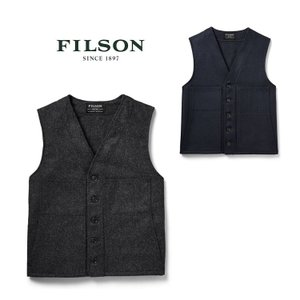 フィルソン ベスト Filson #10055 MACKINAW WOOL VEST マッキーノ ベスト ウールベスト shop-hood