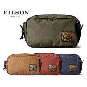 フィルソン ポーチ FILSON #19936 TRAVEL PACK トラベルポーチ shop-hood