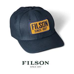 フィルソン キャップ 帽子 FILSON LOGGER CAP ロジャー キャップ #17628 0401 shop-hood