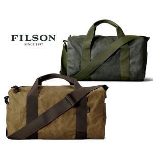 【5%還元】フィルソン ダッフルバッグ カバン FILSON FEILD DUFFLE SMALL フィールドダッフルS ボストンバッグ #70110 0401|shop-hood
