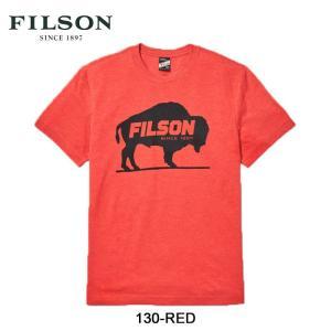 フィルソン 半袖 Tシャツ Filson #04528 BUCKSHOT TEE 半袖Tシャツ トップス [メール便] [0315] shop-hood