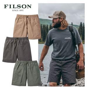【5%還元】フィルソン ショートパンツ メンズ #96378 GREEN RIVER WATER SHORT ショーツ パンツ サーフパンツ Filson [0601]|shop-hood