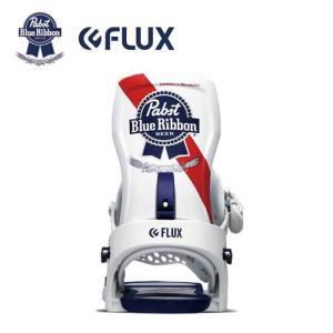 FLUX × PABST BLUE RIBBON ビンディング フラックス コラボ スノーボードビンディング [ XF ] BINDING PABST [201214]|shop-hood