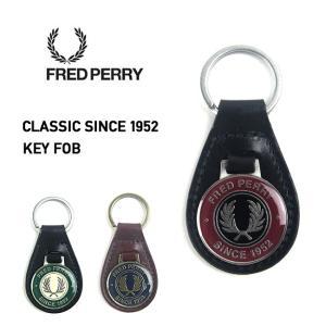 フレッドペリー FRED PERRY L1700 キーホルダー CLASSIC SINCE 1952 KEY FOB|shop-hood
