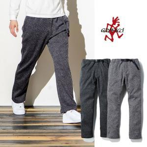 【5%還元】グラミチ パンツ ズボン メンズ Gramicci GMP-007 BONDING KNIT FLEECE NN-PT JUST CUT ジャストカット ニットフリース [1003]|shop-hood