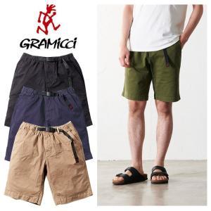 【5%還元】グラミチ ショートパンツ 短パン ズボン メンズ GRAMICCI 8555-NOJ ST-SHORTS スタンダードショーツ クライミングショーツ|shop-hood