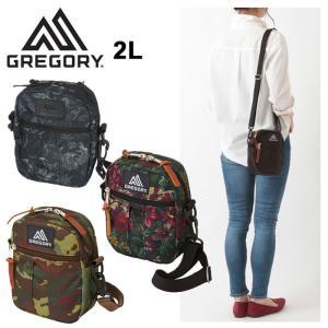 【5%還元】グレゴリー ショルダーポーチ ショルダーバッグ カバン GREGORY クイックポケットM QUICK POCKET バッグ 鞄|shop-hood