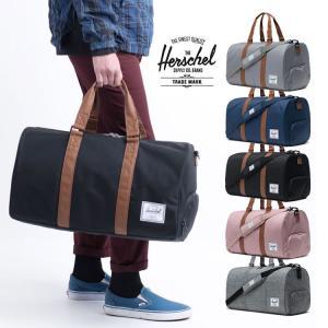 Herschel ◆モデル:Novel  ◆正規品  旅行に最適な大容量ダッフルバッグ NOVEL。...