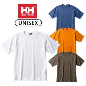 ヘリーハンセン Tシャツ 半袖 メンズ レディース Helly Hansen [ HE61861 ] S/S HH S LOGO TEE HHスモールロゴティー [メール便]|shop-hood