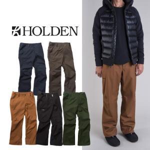 【5%還元】ホールデン スノーボード パンツ メンズ ウエア HOLDEN M'S STANDARD PANT スノボ ウェア スノーパンツ ズボン  [1201]|shop-hood