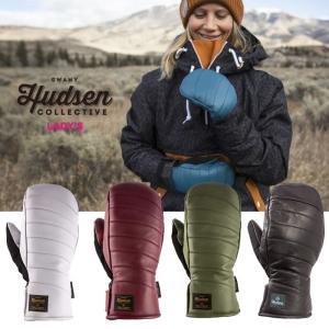 【5%還元】ハドソン グローブ HUDSEN LIBBY MITT ダウンミトン ダウン タイプ スキー スノーボード スノーグローブ スキーグローブ 女性用 1115|shop-hood