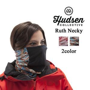【5%還元】ハドソン バラクバ フェイスマスク HUDSEN RUTH NECKY HC-28L ネックウォーマー スノーボード スノボ スノボー メール便|shop-hood