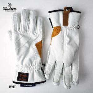 【5%還元】ハドソン 5本指 メンズ Hudsen collective HC-32AM Henry スノボ スキー グローブ スノーボードグローブ 手袋 男性用 [1101]|shop-hood