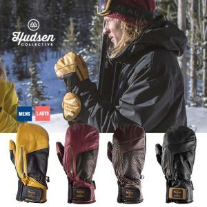 【5%還元】ハドソン スノーボードグローブ ミトン メンズ レディースHudsen collective HC-12H Calvin Mitt スノボ スキー手袋 ミトングローブ [1101]|shop-hood
