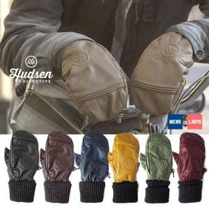 ハドソン スノーボードグローブ ミトン メンズ レディース Hudsen collective HC-30H Calhoun Mitt ミトングローブ スノボ スキー グローブ 手袋  [1101]|shop-hood