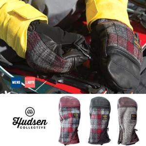 ハドソン スノーボード ミトン グローブ 手袋 HUDSEN HW-2A 19-20 Ethan イーサン スノボ glove ユニセックス  [1125]|shop-hood