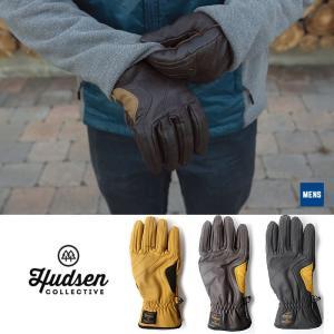 ハドソン スノーボード グローブ 手袋 HUDSEN HC-32A 19-20 Henry ヘンリー スノボ 5本指 glove ユニセックス  [1125]|shop-hood