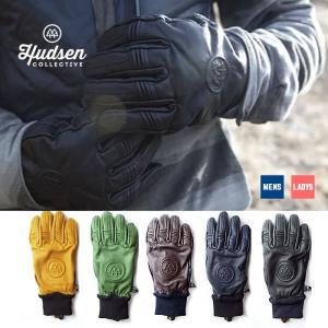 ハドソン スノーボード グローブ 手袋 HUDSEN HC-29H 19-20 Calhoun カルフォン スノボ 5本指 glove ユニセックス メンズ レディース [1125]|shop-hood