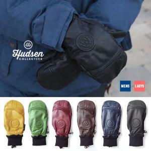 ハドソン スノーボード グローブ HUDSEN HC-30H 19-20 Calhoun Mitt カルフォン ミット スノボ glove  ユニセックス メンズ レディース [1125]|shop-hood