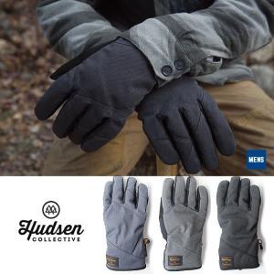 ハドソン スノーボード グローブ 手袋 HUDSEN HC-18 19-20 Elmer エルマー スノボ 5本指 glove ユニセックス メンズ レディース  [1125]|shop-hood