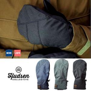 ハドソン スノーボード ミトン グローブ 手袋 HUDSEN HC-18H 19-20 Elmer Mitt エルマー ミット スノボ glove ユニセックス  [1125]|shop-hood