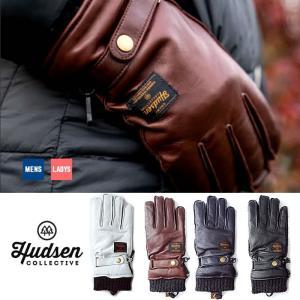 ハドソン スノーボード グローブ 手袋 HUDSEN HC-36 19-20 Warren ウォーレン 5本指 スノボ glove ユニセックス メンズ レディース  [1125]|shop-hood
