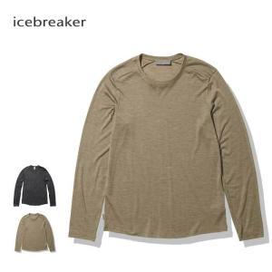 ◆M SPHERE LS CREWE  夏に心地よく着られるメリノウールの長袖カットソー。 肩線をパ...