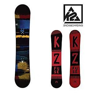K2 スノーボード スノボ 板 FUSE 147cm 152...
