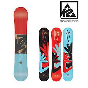 K2 スノーボード スノボ 板 FASTPLANT WIDE...
