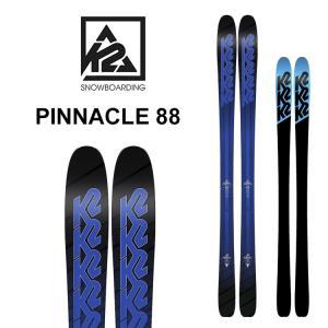 K2 スキー PINNACLE 88 ピナクル88 170cm/177cm スキー板 ケーツー SKI 1010 shop-hood