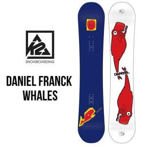 【5%還元】K2 スノーボード 板 ケーツー DANIEL FRANK WHALES 17/18 154cm / 157cm スノボ 板 スノーボード板 ボード [0901]|shop-hood