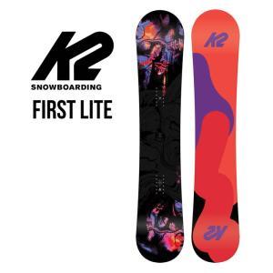 【5%還元】K2 スノーボード 板 FIRST LITE BOARD ファーストライト 146cm ボード スノボ [0103]|shop-hood