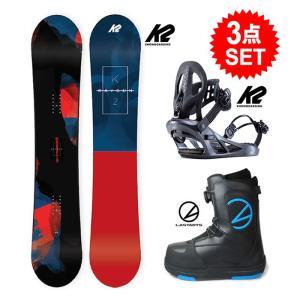 スノーボード 3点セット メンズ レディース ボード K2 18/19 RAYGUN ビンディング K2 19/20 MACH ブーツ LASTARTS ZERO shop-hood