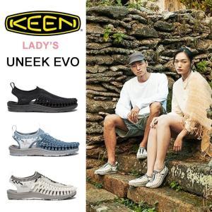 キーン サンダル レディース 靴 KEEN UNEEK EVO W'S  ユニーク エヴォ レディー...