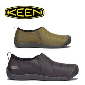 キーン スリッポン シューズ  ハウザー2 靴 KEEN [ HOWSER II ]  M'S シューズ  [0904]|shop-hood