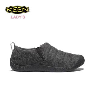 【5%還元】キーン レディース スリッポン シューズ ハウザー2 靴 ベージュ ブラウン KEEN [ HOWSER II ] W'S シューズ [0904] shop-hood