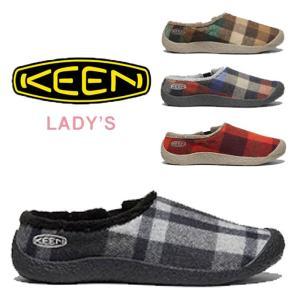 【5%還元】キーン レディース スリッポン 靴 オフィスシューズ ルームシューズ KEEN HOWSER SLIDE W'S ハウザー スライド [0904] shop-hood
